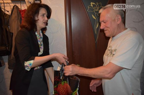 Представители городского совета навестили ликвидаторов аварии на Чернобыльской АЭС, фото-1