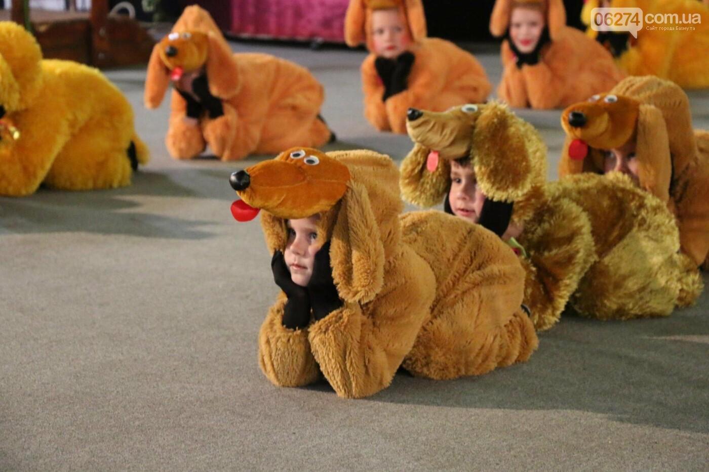 В Бахмуте прошел отчетный концерт образцового ансамбля танца «Непоседы» (ФОТОРЕПОРТАЖ), фото-7