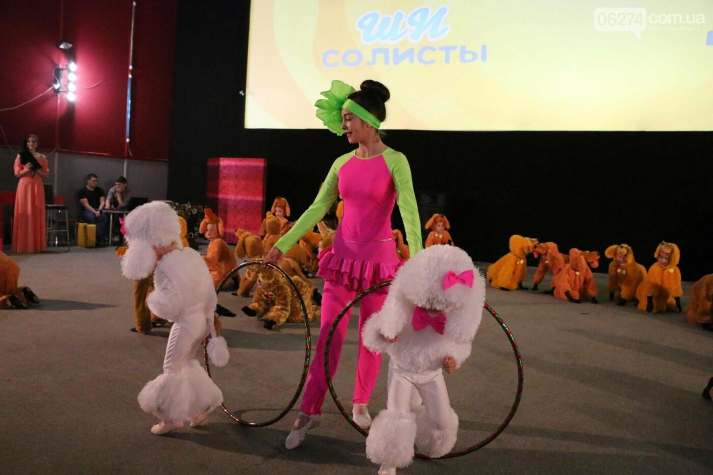 В Бахмуте прошел отчетный концерт образцового ансамбля танца «Непоседы» (ФОТОРЕПОРТАЖ), фото-11