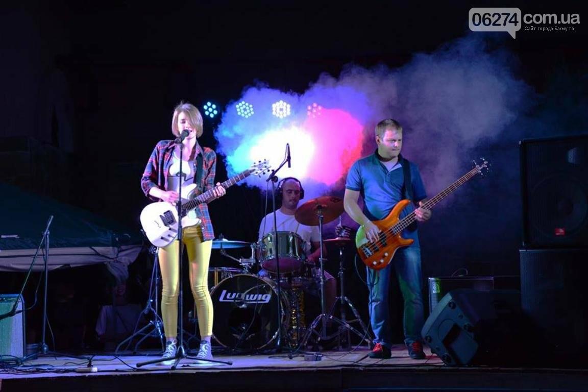 Бахмут встретил Первомай весельем и концертом (ФОТО), фото-28