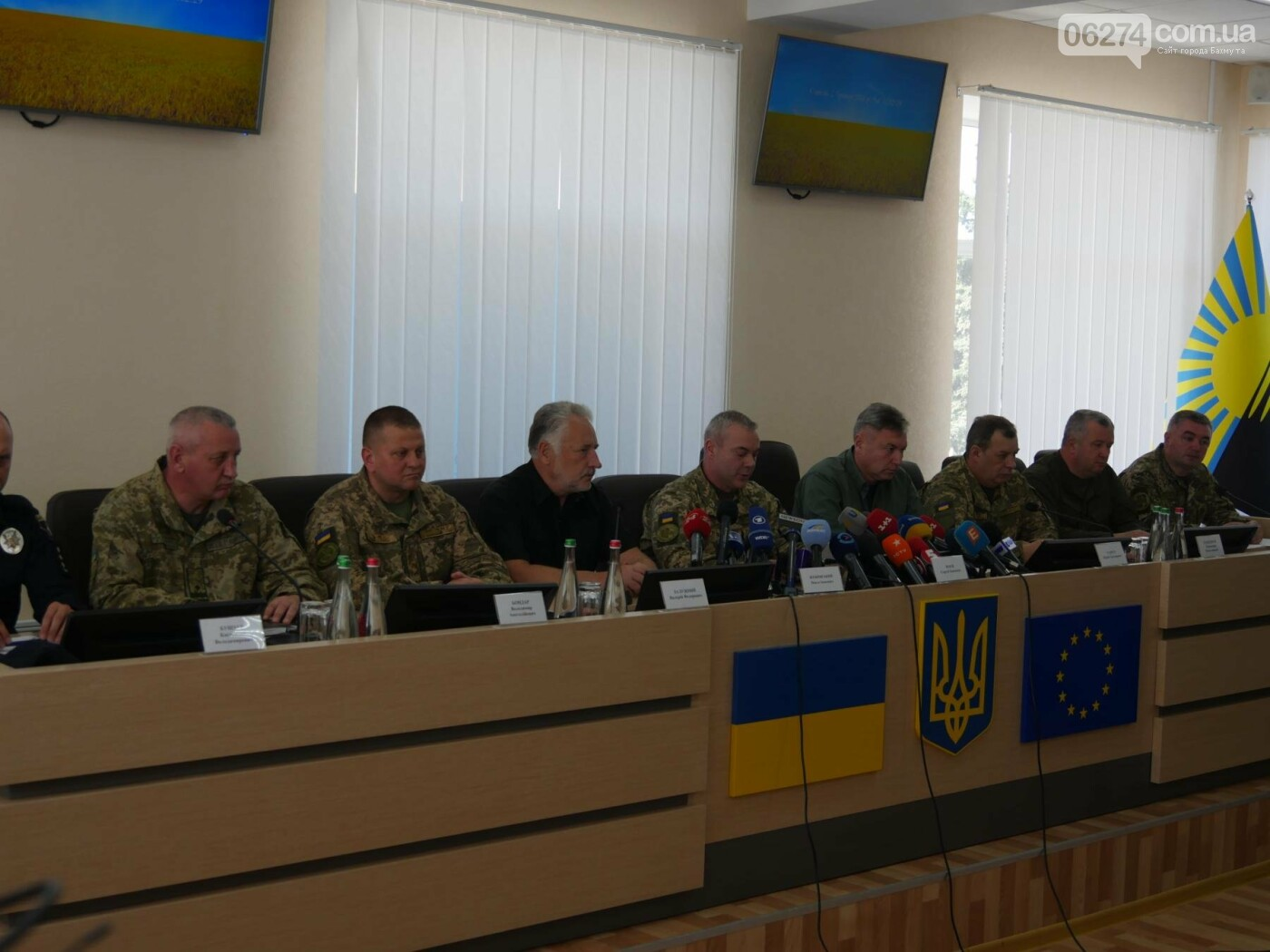 «Операция Объединенных сил направлена на отпор российской агрессии» – Сергей Наев, фото-1