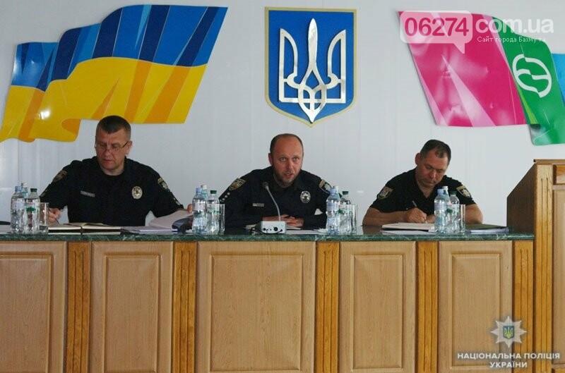 В Бахмуте представители руководства Нацполиции Украины и Донецкой области обсудили переоборудование блокпостов, фото-2