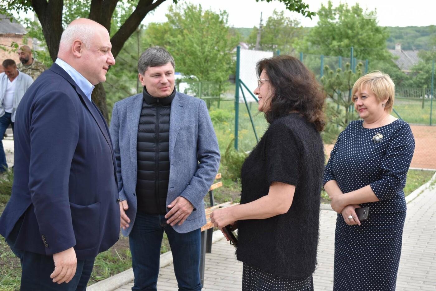 Бахмут посетили представители парламентской ассамблеи ОБСЕ , фото-7