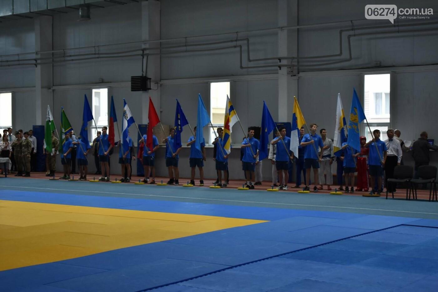 В Бахмуте презентовали спортсменов-олимпийцев Государственной пограничной службы Украины, фото-13