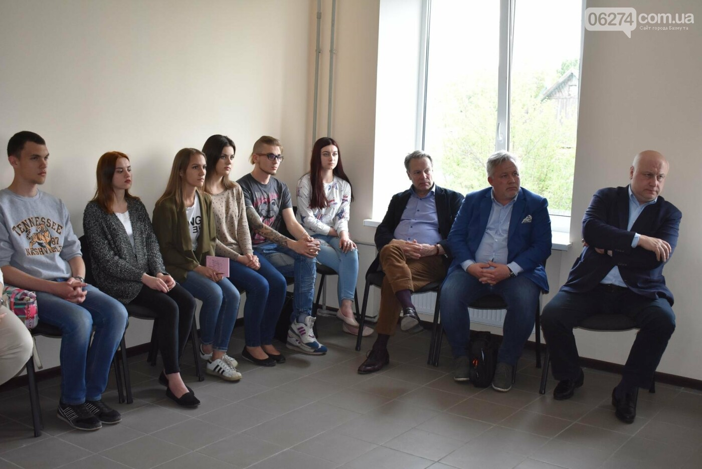 Бахмут посетили представители парламентской ассамблеи ОБСЕ , фото-5