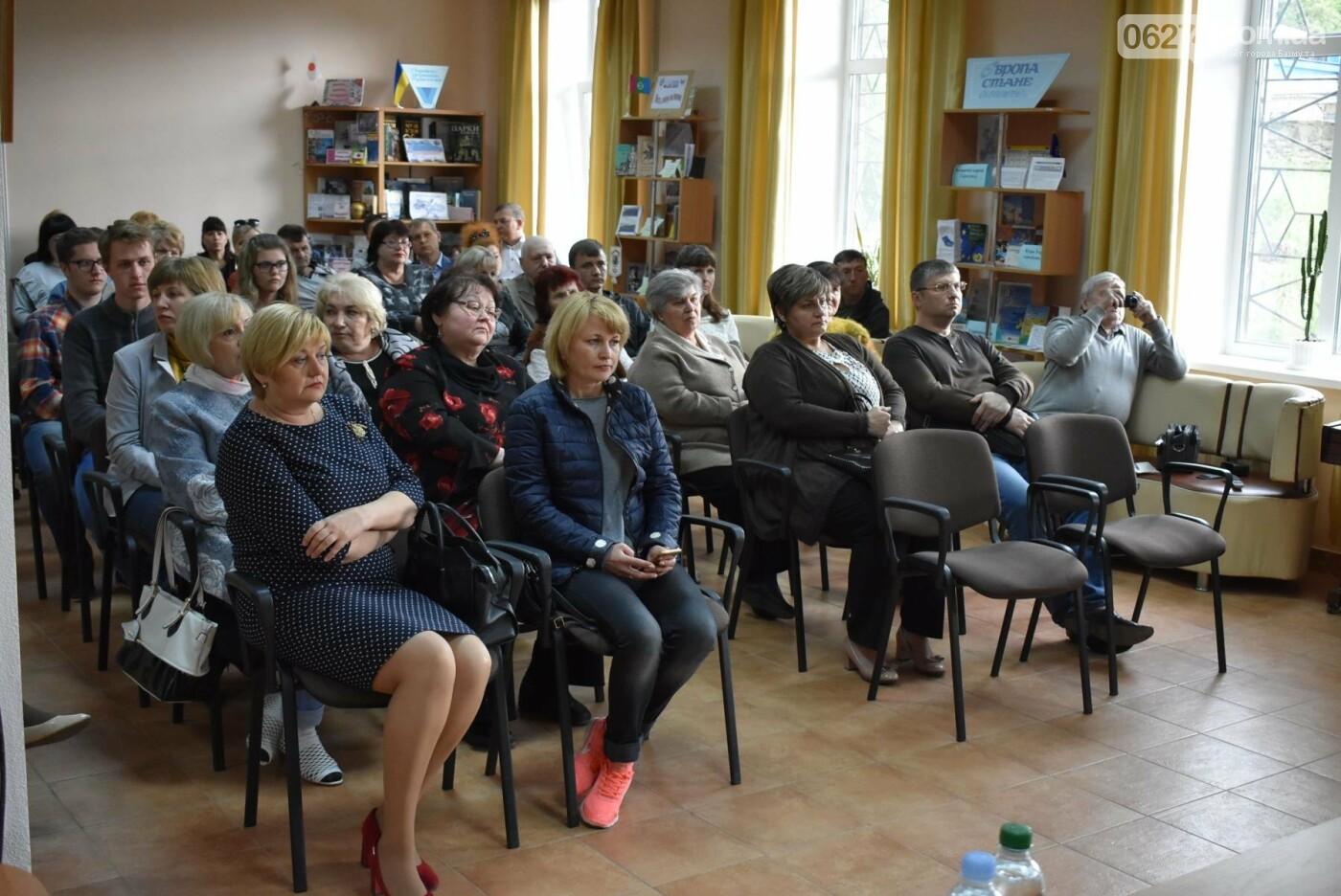 Бахмут посетили представители парламентской ассамблеи ОБСЕ , фото-3
