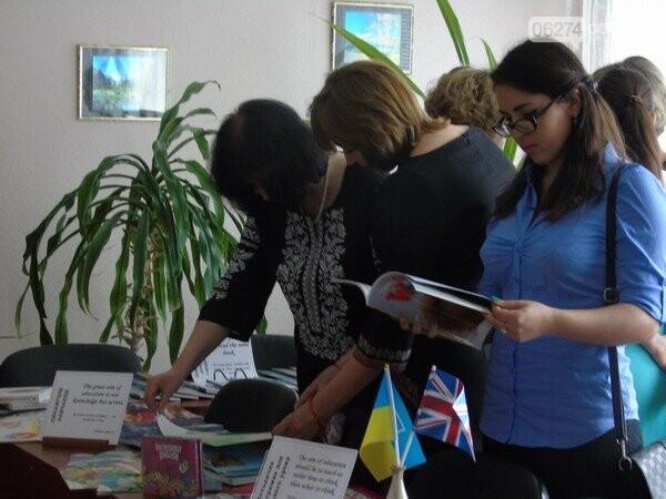 В Бахмуте открылся ресурсный центр Британского совета, фото-3