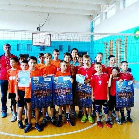 Бахмутчане победители чемпионата области по волейболу, фото-1