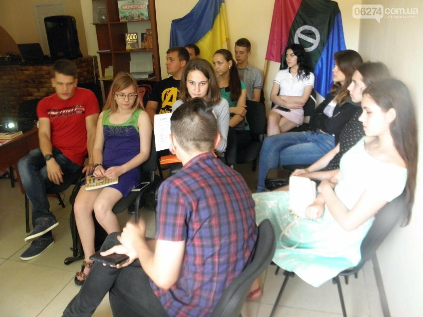 Координатор Школы волонтеров рассказала бахмутчанам, как стать социально полезными, фото-1