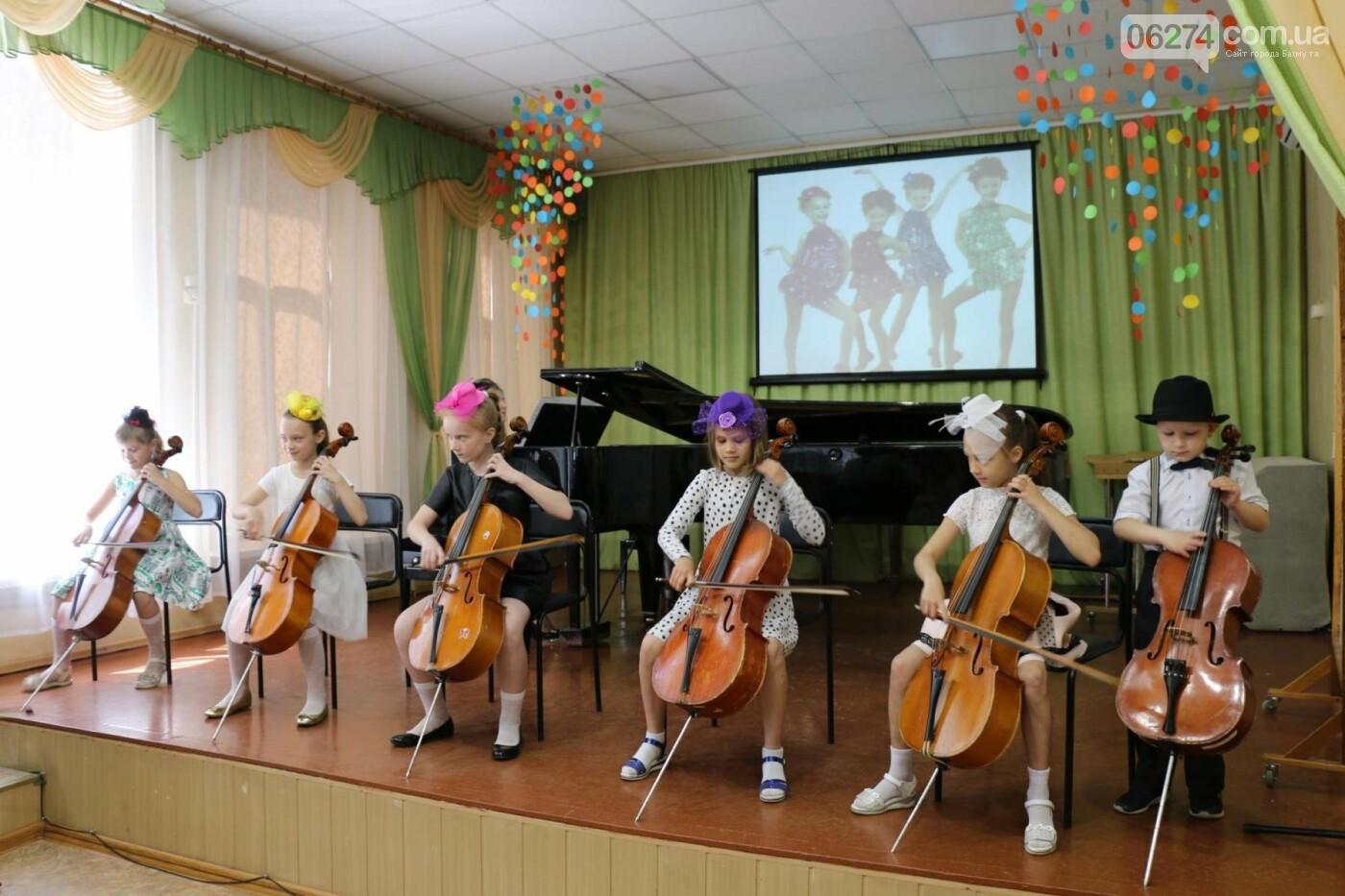 Одаренные дети Бахмута получили стипендии в награду за свое искусство, фото-13