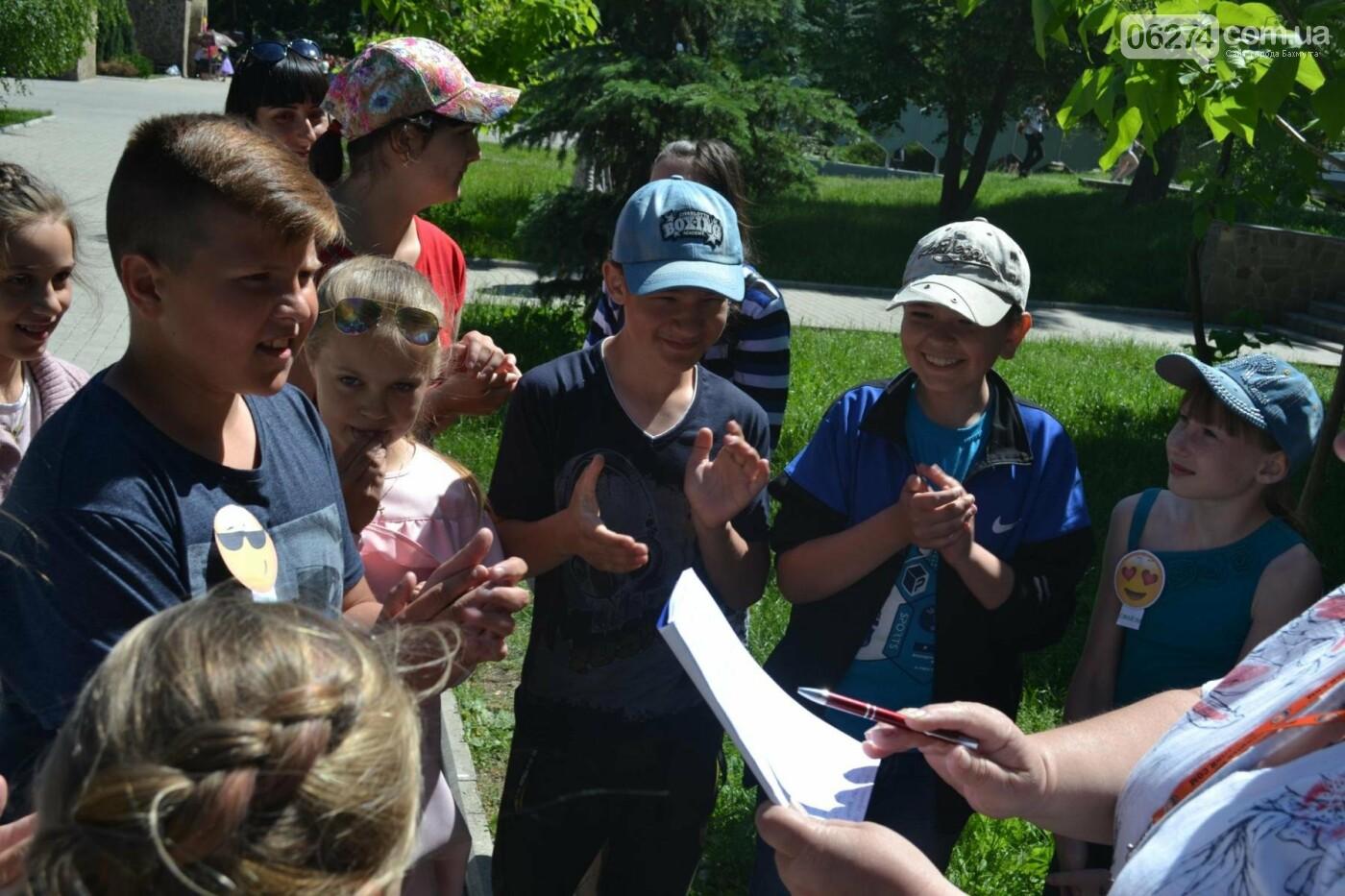 «Радужный калейдоскоп» ко Дню защиты детей, фото-4