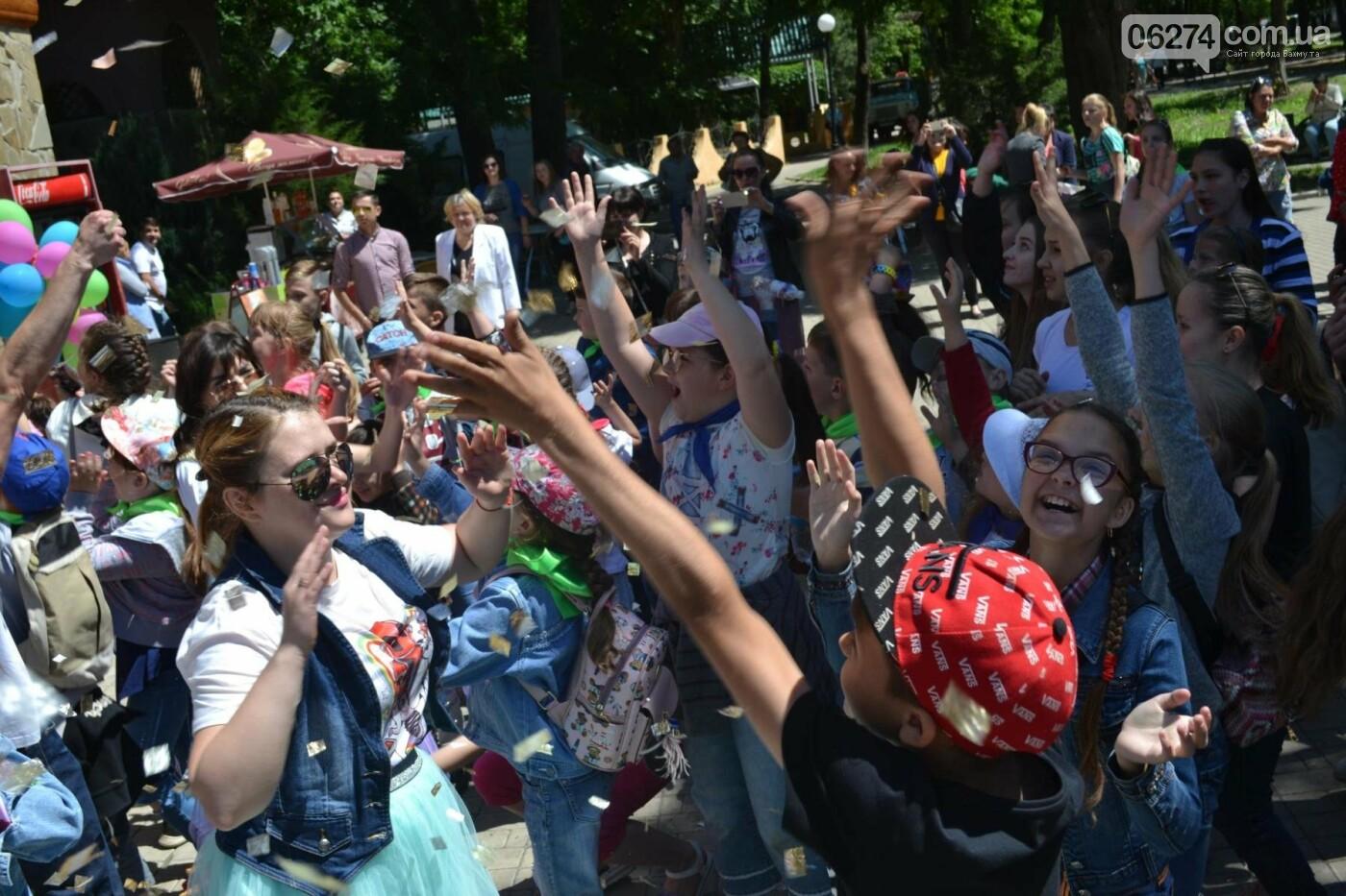 «Радужный калейдоскоп» ко Дню защиты детей, фото-9