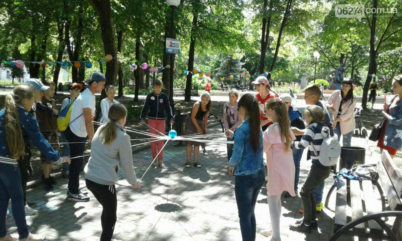 «Радужный калейдоскоп» ко Дню защиты детей, фото-20
