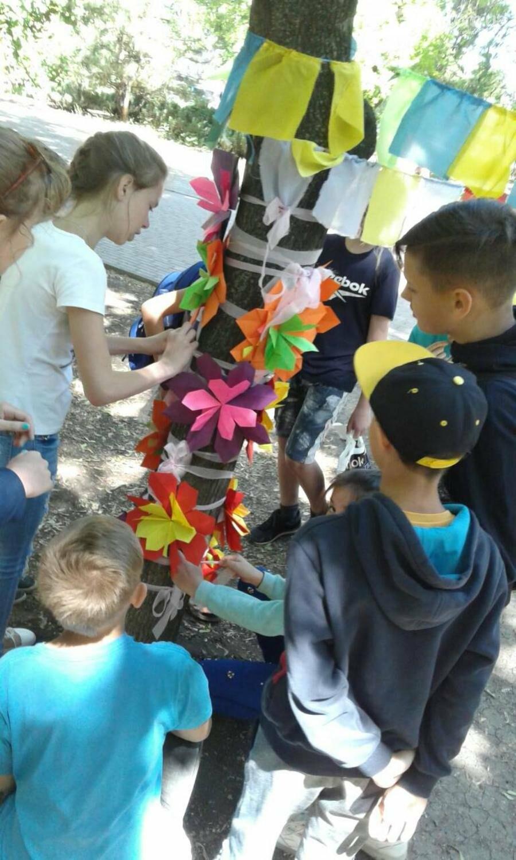 «Радужный калейдоскоп» ко Дню защиты детей, фото-1