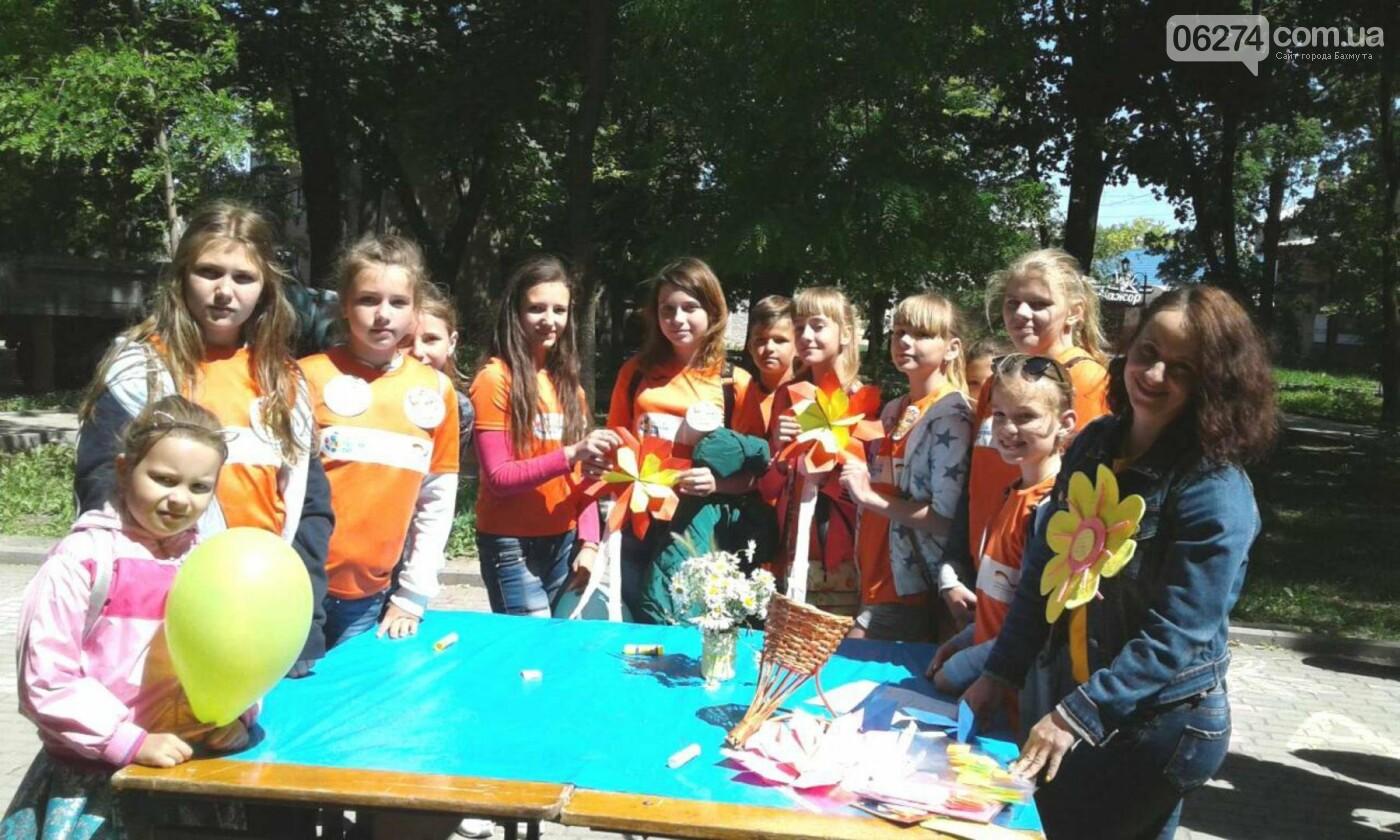 «Радужный калейдоскоп» ко Дню защиты детей, фото-12