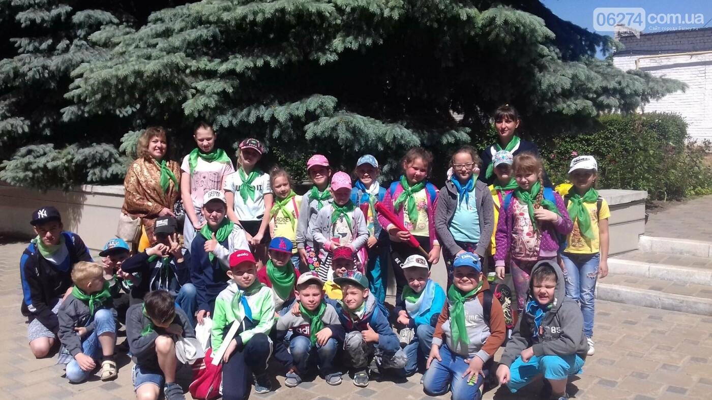 В Бахмуте продолжается оздоровление школьников, фото-5