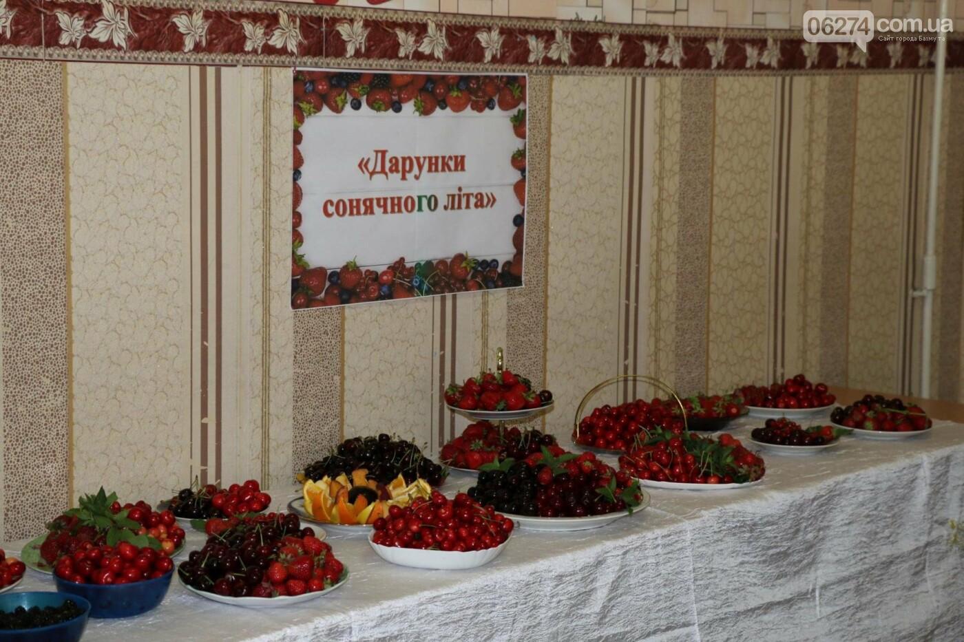 В Бахмуте провели «Мастер-шеф» на «Территории вкусняшек», фото-13