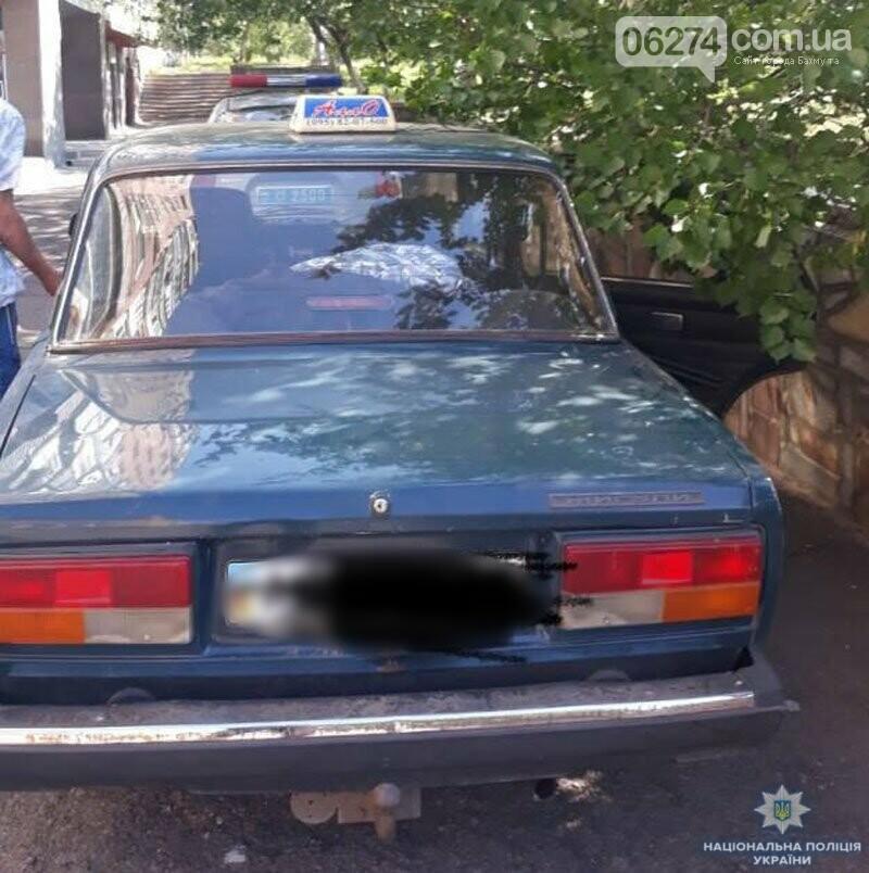 В Бахмутской оперативной зоне за выходные остановлено 37 водителей в состоянии опьянения, фото-2
