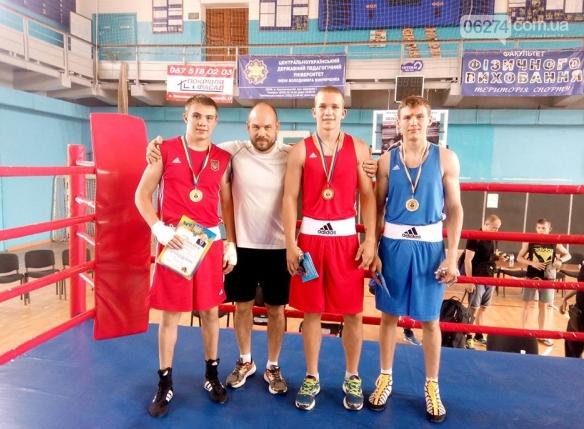Бахмутские боксеры успешно выступили на турнире в Кропивницком, фото-2