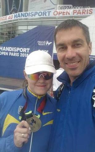 Бахмутчанка стала бронзовым призером международного турнира по легкой атлетике во Франции, фото-1