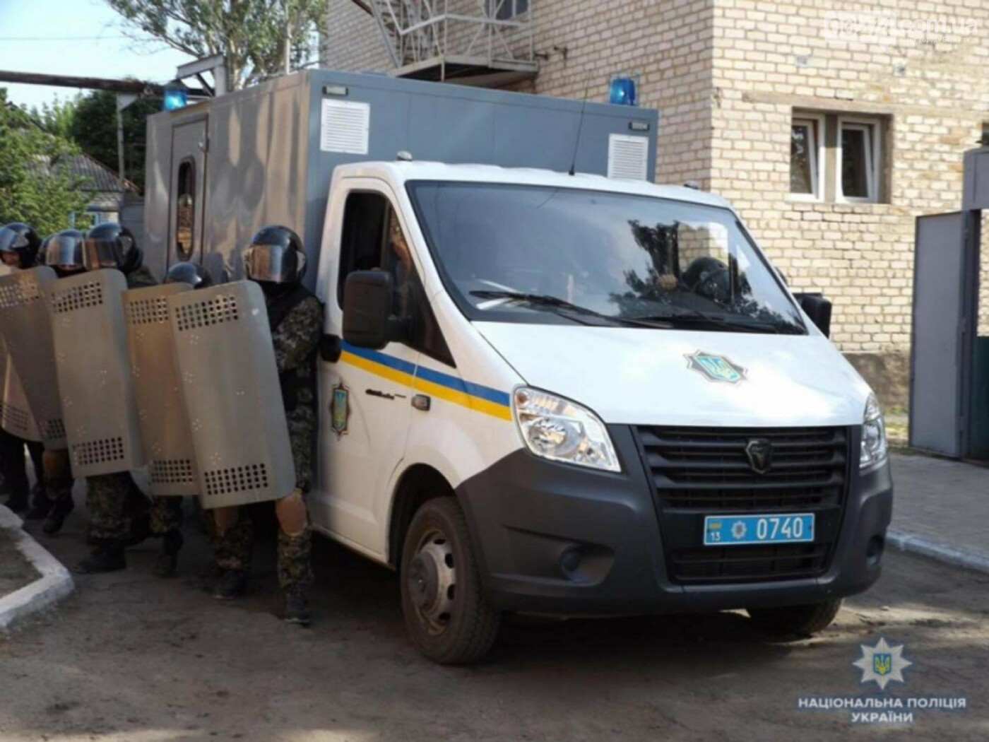 Полиция локализовала «бунт осужденных» в Бахмутском СИЗО, фото-2