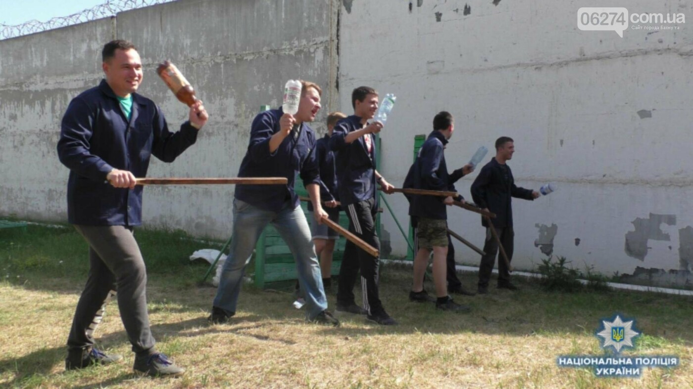 Полиция локализовала «бунт осужденных» в Бахмутском СИЗО, фото-5