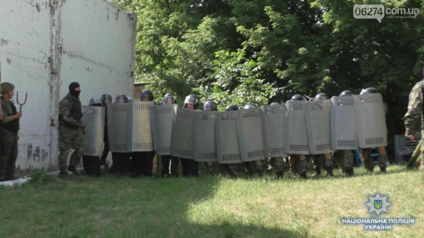 Полиция локализовала «бунт осужденных» в Бахмутском СИЗО, фото-9