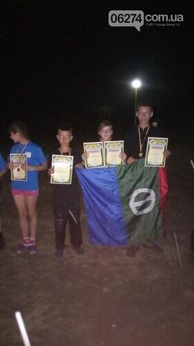 Команда Бахмута – победитель Чемпионата области по спортивному туризму, фото-1