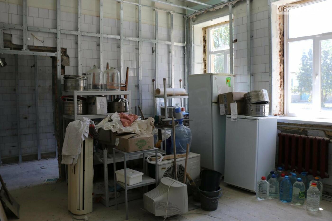В Бахмуте презентовали современную бактериологическую лабораторию, фото-22