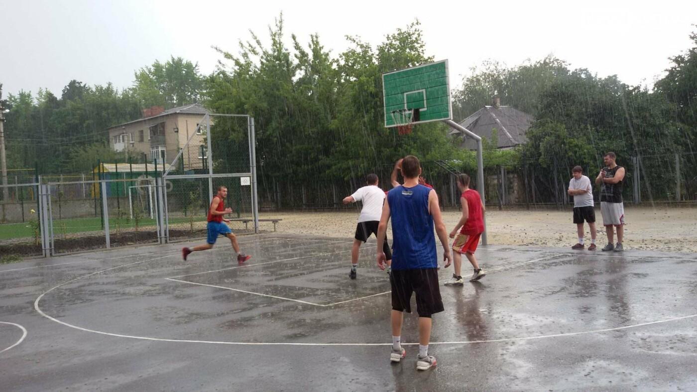 В Бахмуте прошел турнир по стритболу (ФОТО), фото-5