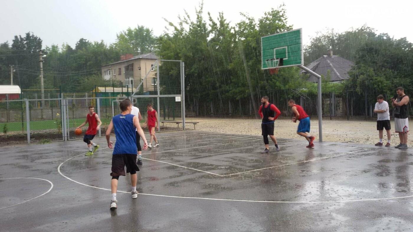 В Бахмуте прошел турнир по стритболу (ФОТО), фото-7