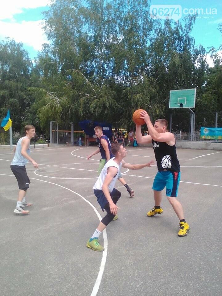 В Бахмуте прошел турнир по стритболу (ФОТО), фото-4