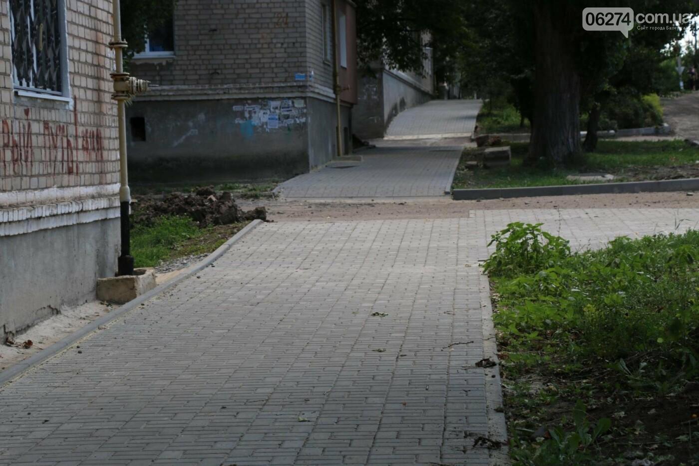 Ремонт дорог в Бахмуте: реконструкция Ростовской продлится до конца года, фото-5