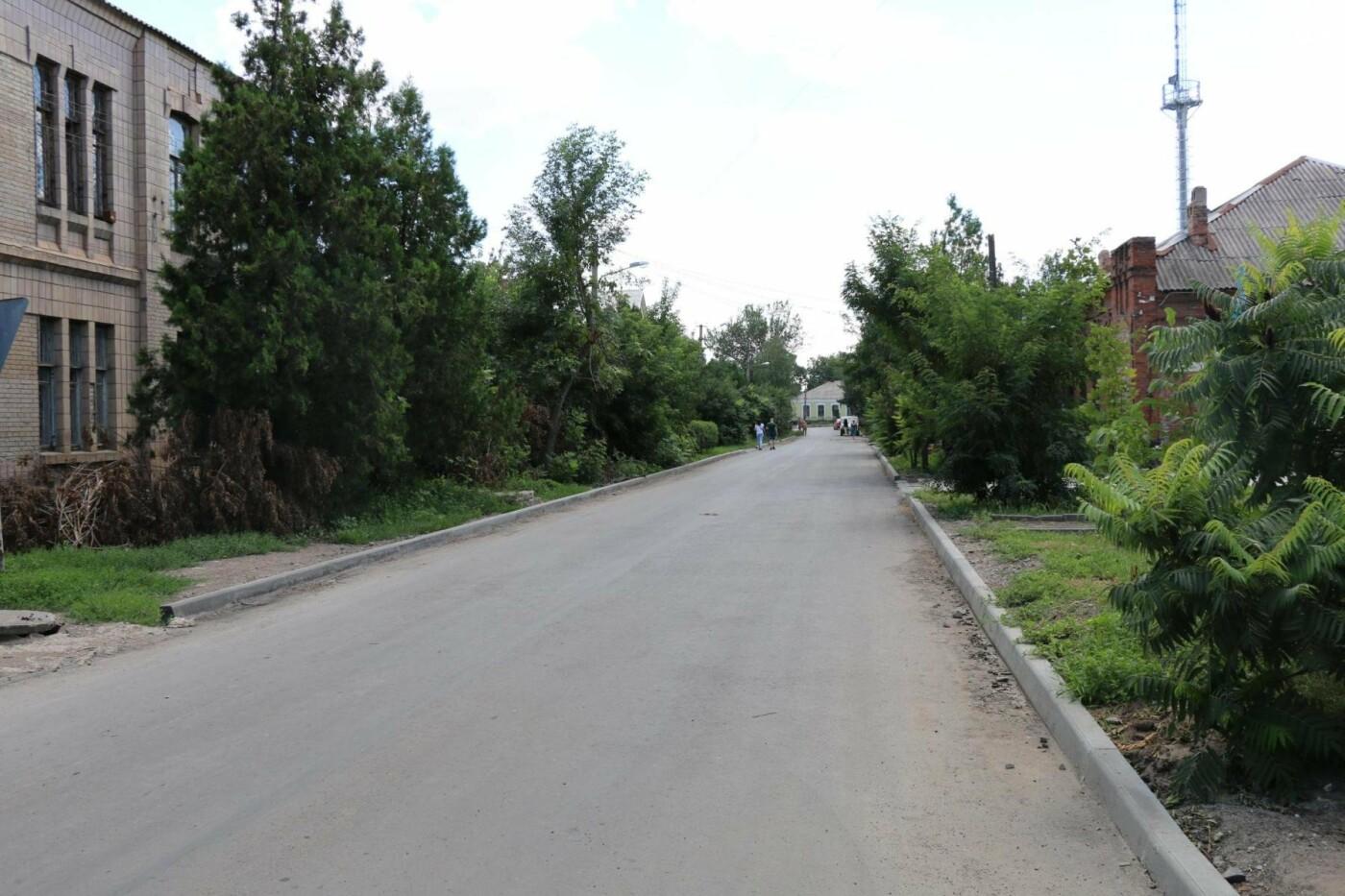 Ремонт дорог в Бахмуте: реконструкция Ростовской продлится до конца года, фото-4