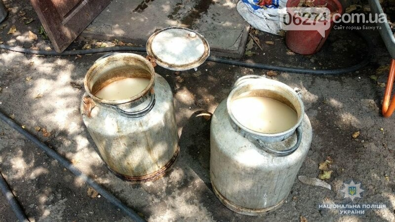 В Бахмутском районе полиция «накрыла» самогонщиков, фото-1