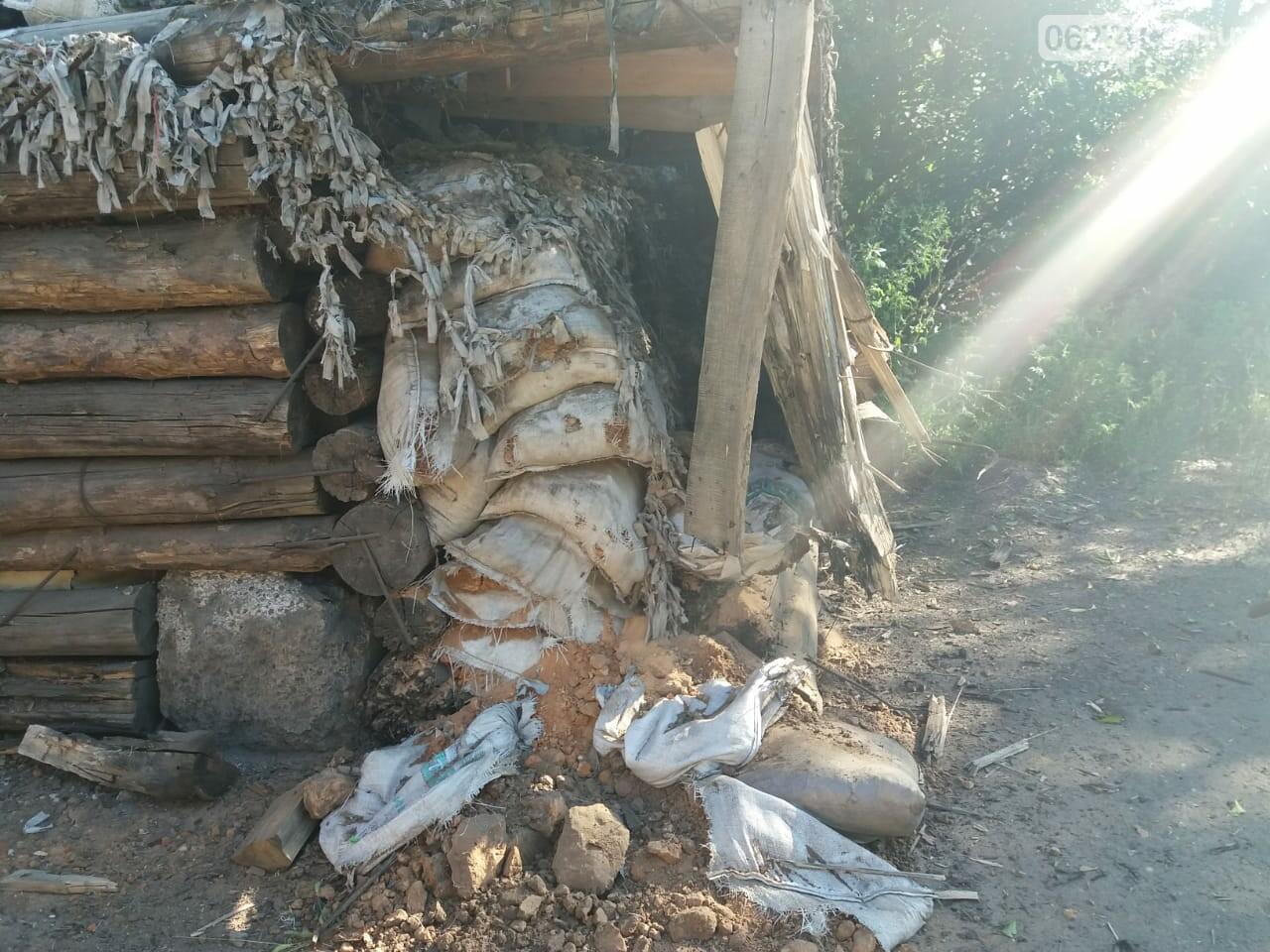 В Бахмутском районе боевики открыли огонь по КПВВ, фото-1