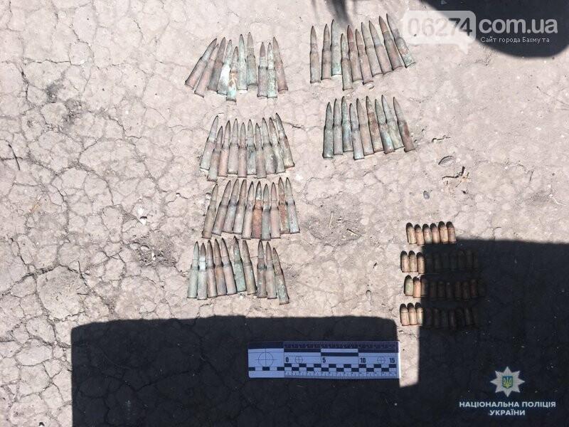 В Бахмутском районе полиция в доме у подростка нашла опасный тайник, фото-1