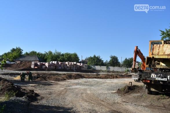 Мэр Бахмута проинспектировал выполнение работ на объектах инфраструктуры, фото-1