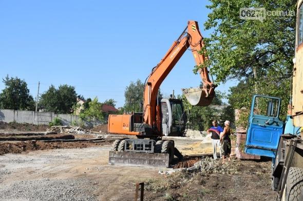 Мэр Бахмута проинспектировал выполнение работ на объектах инфраструктуры, фото-3
