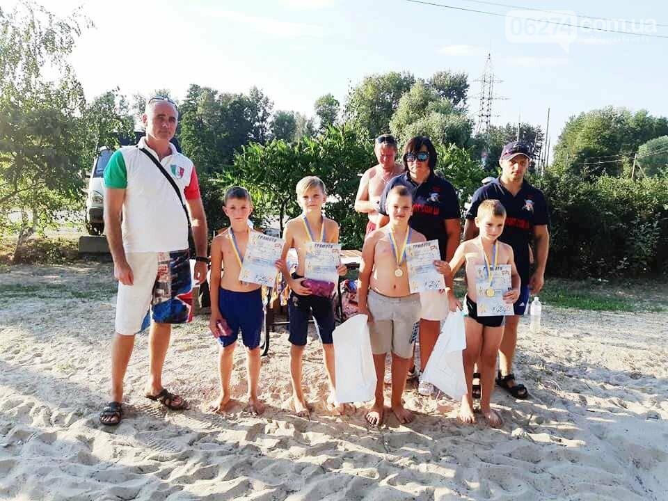 Бахмутчане завоевали «серебро» на областных соревнованиях по сумо, фото-2