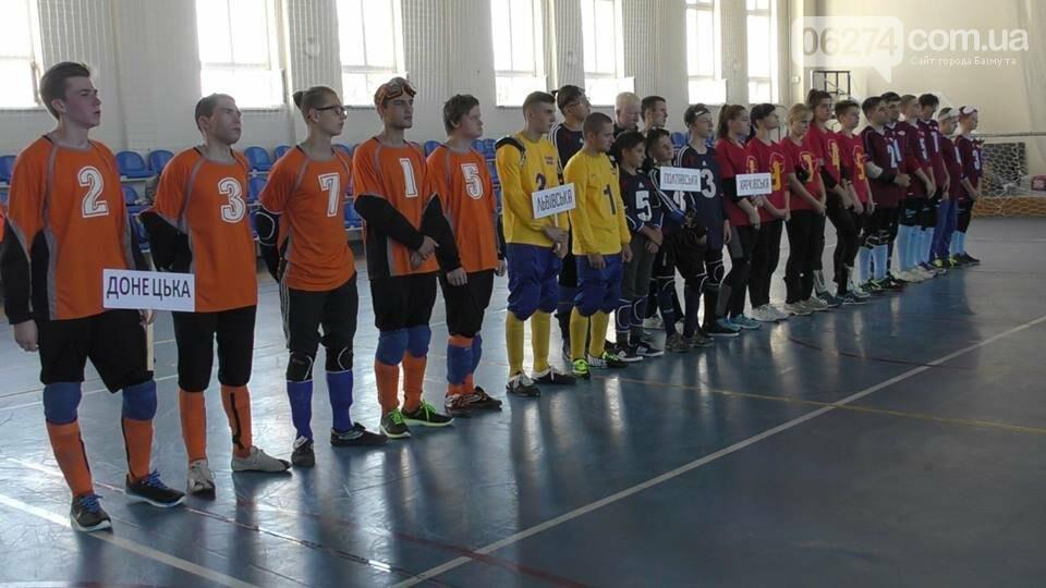 В Бахмуте прошел III открытый Кубок Донбасса по голболу – Инваспорт, фото-8