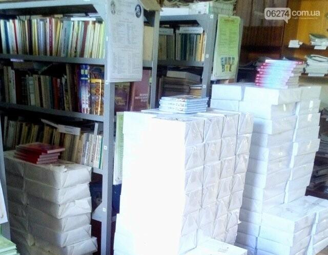 Школы Бахмута практически полностью обеспечены новыми учебниками, фото-5