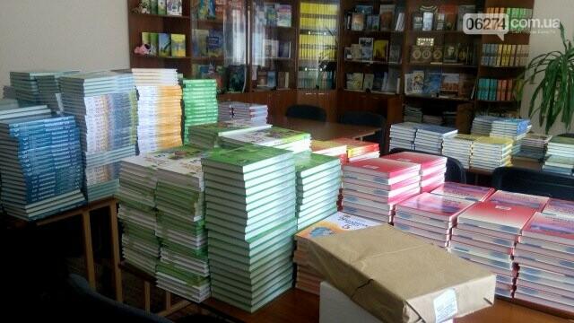 Школы Бахмута практически полностью обеспечены новыми учебниками, фото-4