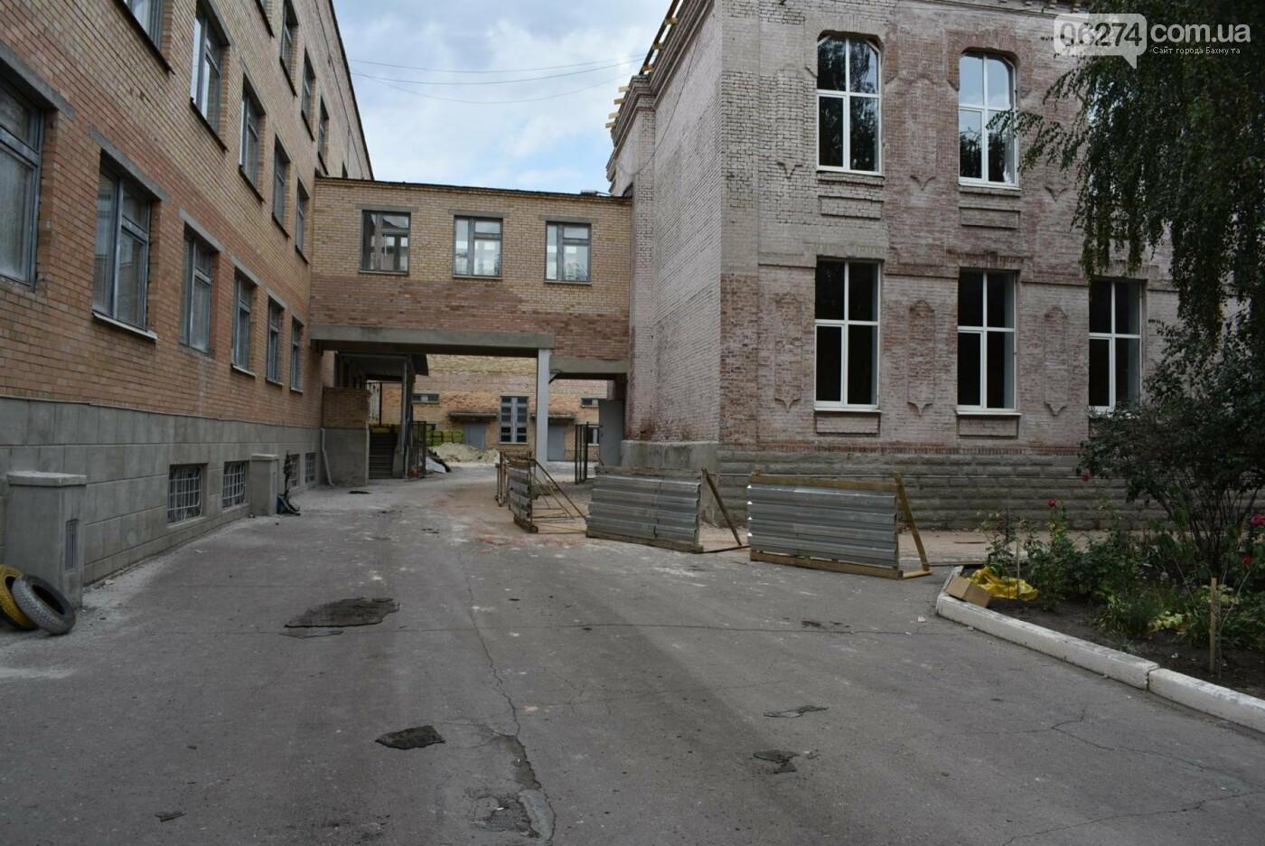 Безопасно или комфортно: на время ремонта двух школ бахмутчанам придется «потерпеть», фото-3