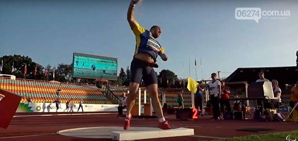 Бахмутчанин завоевал «серебро» на чемпионате Европы по легкой атлетике, фото-1