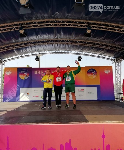 Бахмутчанин завоевал «серебро» на чемпионате Европы по легкой атлетике, фото-3