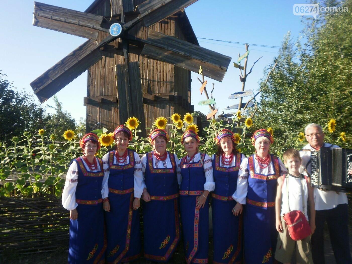 «Бахмутчанки» в Сорочинцах, фото-1