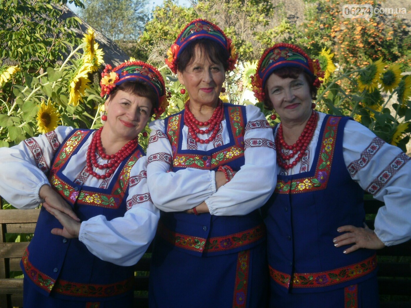 «Бахмутчанки» в Сорочинцах, фото-2
