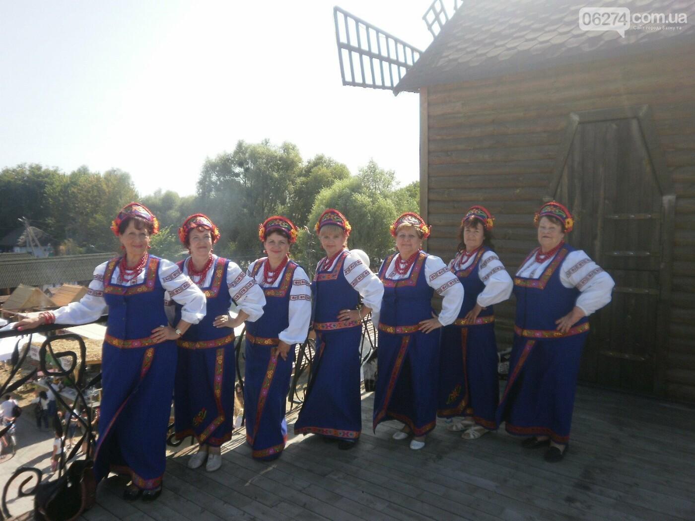 «Бахмутчанки» в Сорочинцах, фото-4