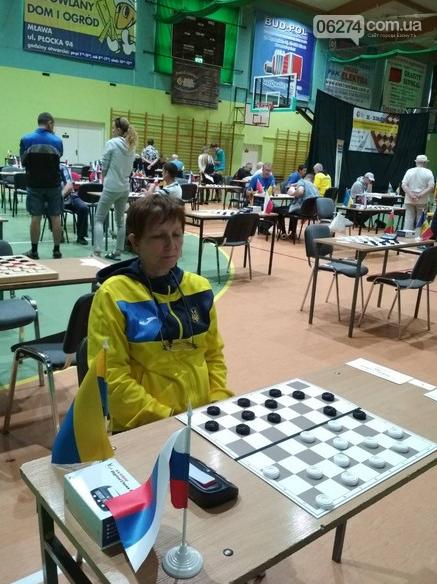 Бахмутчанка одержала победу на Чемпионате мира по шашкам, фото-1
